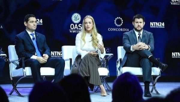 Venezuela's Lilian Tintori Admits Her NGO Works With Paramilitaries