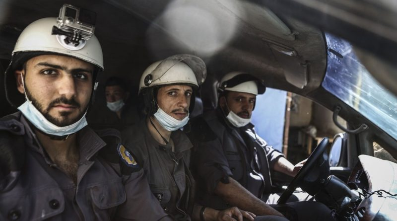 White Helmets, Black Lies