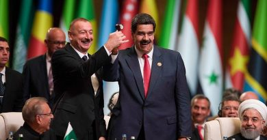 Maduro Hands Over NAM Presidency Reaffirming his Position on Defense of Sovereignty Against Foreign Interference