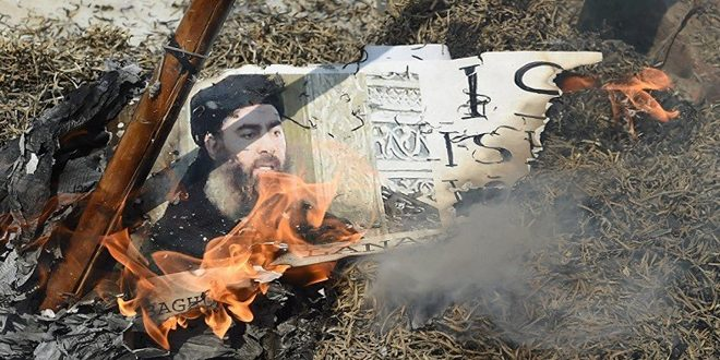 After Finishing His Role, Washington Liquidates al-Baghdadi, Leader of Daesh Terrorist Organization