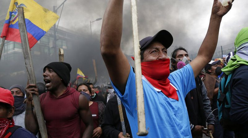 Lenin Moreno, a Real Piece of Human Waste