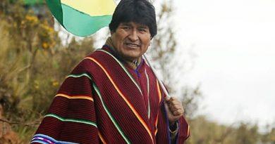 Bolivia Wants More Evo