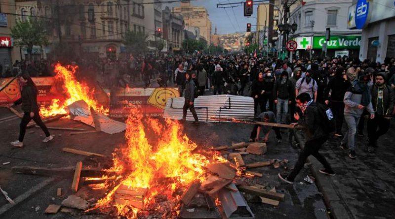 While Chile Burns, the OAS Targets Bolivia