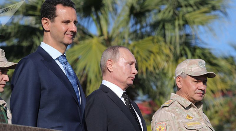 Russia's Counterterrorism Operation in Syria Four Years On: Key Facts to Know