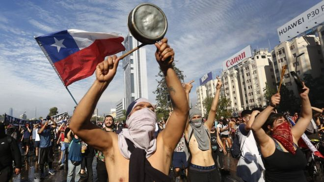 Chile: The Citizen Protest and the Keys to Inequality