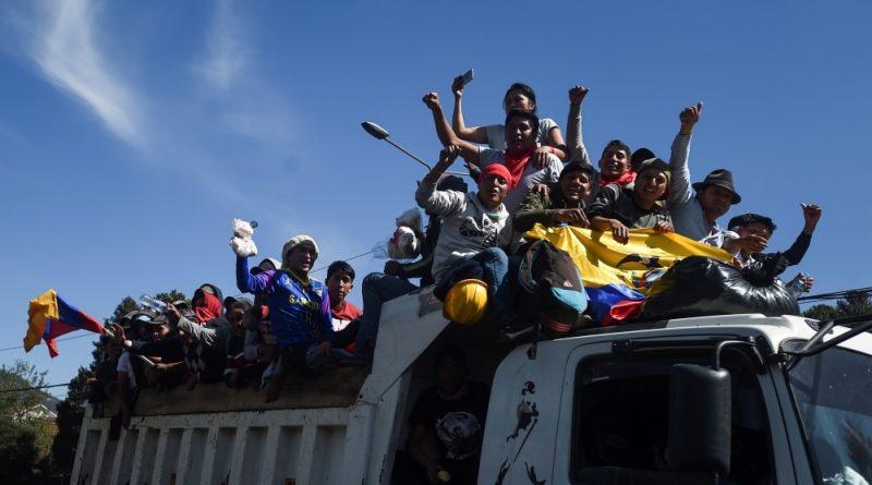 Peace Restored in Ecuador, But is Trust?