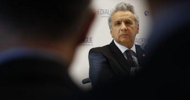 Ecuadorean President Moreno Accused of Helping the CIA