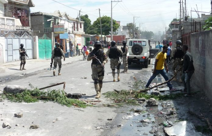 Haiti: Jovenel's Regime is Crumbling in the Face of Popular Fury
