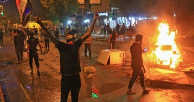 Why Have Protests Coincided in Iraq and Lebanon?