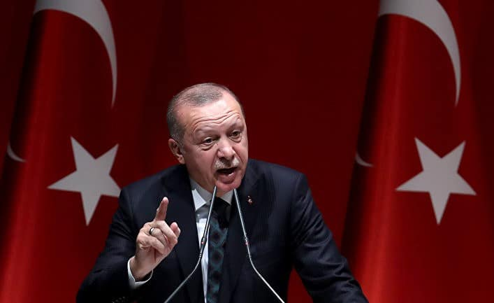 "Erdogan Threatens to Open the Floodgates if the EU Labels Attack on Syria an ""Invasion"" (3.6 Million Refugees to Europe)"