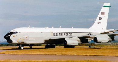New US intelligence Plane Attempted to Violate Venezuelan Airspace