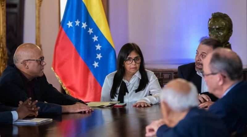 Government and Opposition Set up Three Complementary Tables Within the Framework of the National Dialogue