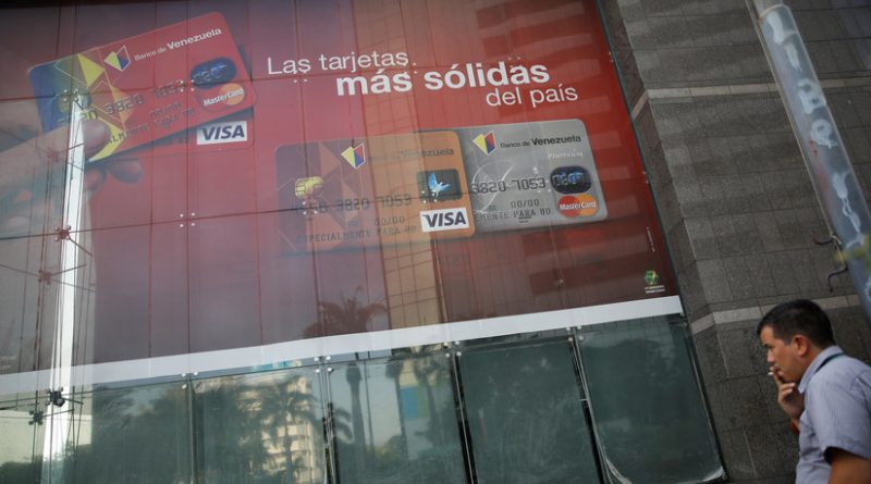 """We are Ready"": Venezuela Issues its First Credit Card Without Mastercard Support"