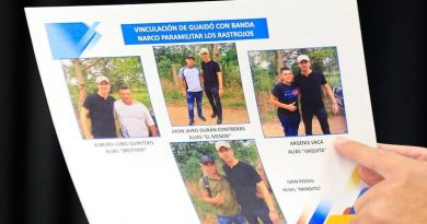 Guaido's Photos with Narco Paramilitaries Have Cost the Lives of 16 People