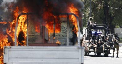 Haitian Funerals Turn to Protests as Mourners, Police Clash