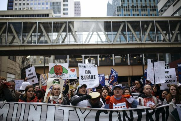 How to Resolve the Chicago Teachers Strike? Tax the Rich.