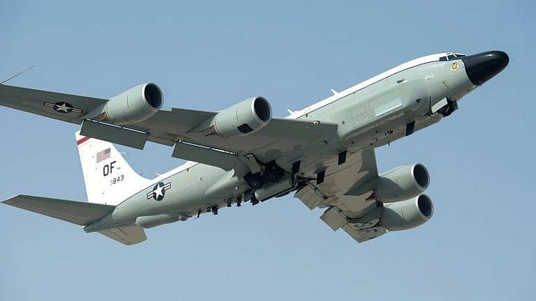 New US Spy Aircraft Detected over Venezuelan Flight Zone