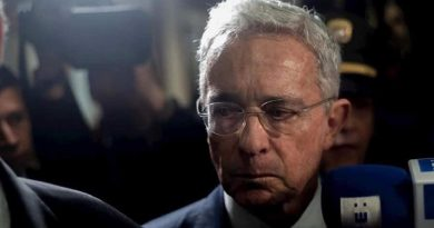 Colombia: Former President Uribe - The Big Loser in Regional Elections (7 Governors out of 36 and 203 Mayors out of 1101)