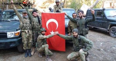 "The US has Backed 21 of the 28 ""Crazy"" Militias Leading Turkey's Brutal Invasion of Northern Syria"