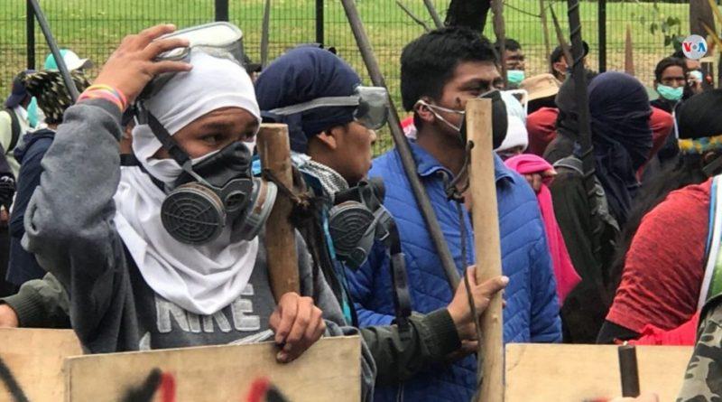 Ecuador's Austerity Measures, Repression Based on Lies AP Happily Spread