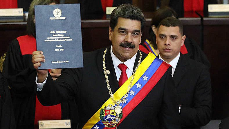 """Super-Mustache"" of Nicolas Maduro: The Scapegoat of Neoliberal Elites"