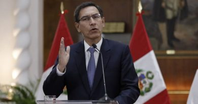 """Government of Peru: Acts of Xenophobia are """"Unfounded Accusations"""""""