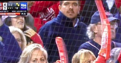 Head of Anti-Chavista Delegation in Norway Talks Caught Enjoying MLB Finals - Strong Rejection Among Their Own (Video)