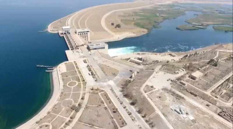 Syrian Army enters Euphrates Dam after US withdrawal: video