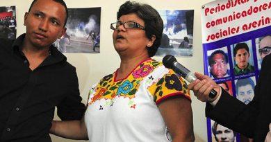 In Honduras, Attacker Holds Gun to Head of Radio Progreso Anchor (Sandra Sanchez)