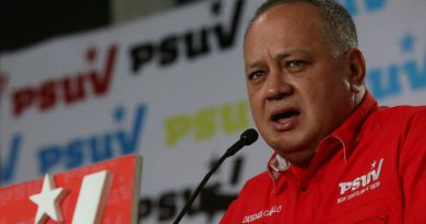 """They can not Even Form a Government in Spain But They Demand Elections Here"": Diosdado Cabello Answer to Josep Borrell"