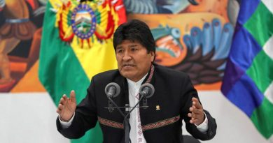 """Evo Morales Denounces a """"Coup d'Etat"""" and Calls the People to Organize and Defend Democracy (+Second Round Possible)"""