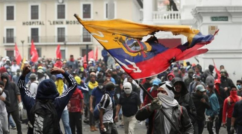 Ecuador: How the Dossier to Divide the Protest and Persecute Correismo was Constructed