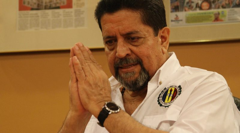 """Anti-Chavista Vice President of the National Assembly Edgar Zambrano Asks for """"Recognition of the Other""""and to End Violence"""