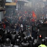 Ecuador: The Time of People's Rebellion