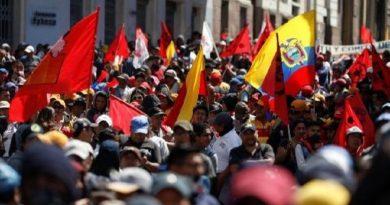 IMF and Ecuador: State Terrorism