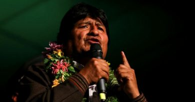 """Evo Morales: """"The Opposition Will Not Recognize Election Results"""" - Denounces a Coup in the Making"""
