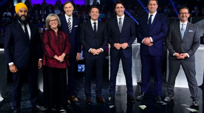 Climate Change Deniers Become Extinct in Canadian Election