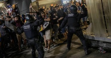 The Jailing of Catalan Nationalists: Spanish Government Builds a Police State