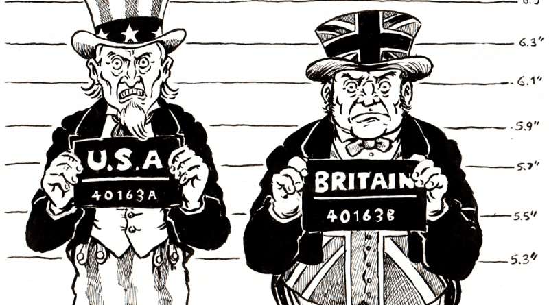 Imperialism on Trial