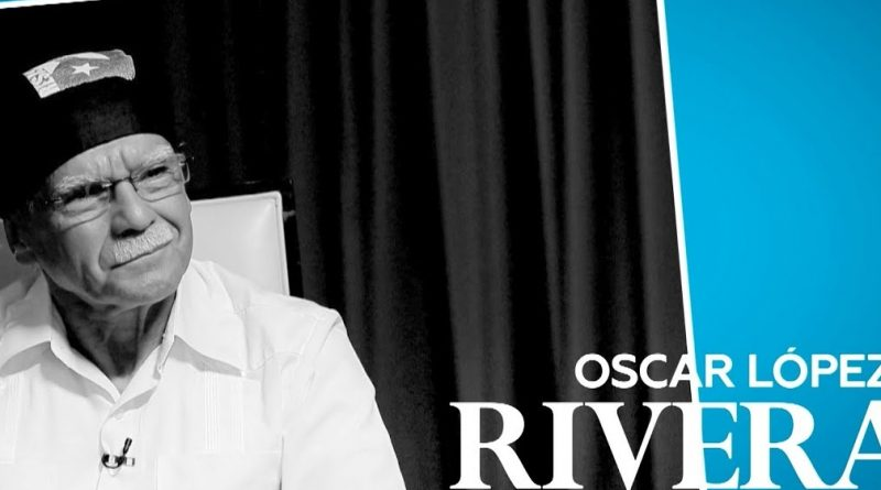 "Oscar López Rivera to Correa: ""Neither in Puerto Rico nor in any Colony Does Democracy Exist"" (Interview)"