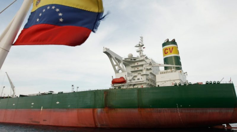 Venezuelan Oil Output Falls as Inflation Reaches Six-Month Low