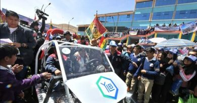Bolivia to Introduce First Domestically-Made Electric Vehicle