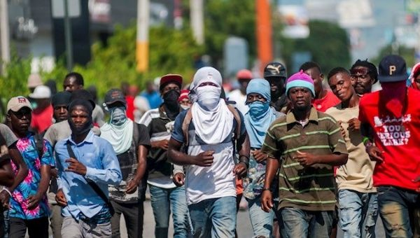 Haiti: President Moise Asks US for Aid as Protests Intensify