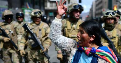 """""""A Carte Blanche For Impunity"""": Evo Morales on Decree Exempting the Army of Responsibility for Repression"""
