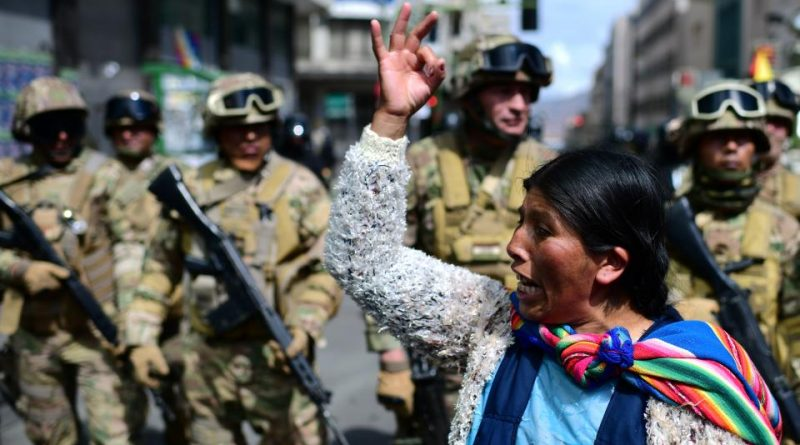 """A Carte Blanche For Impunity"": Evo Morales on Decree Exempting the Army of Responsibility for Repression"