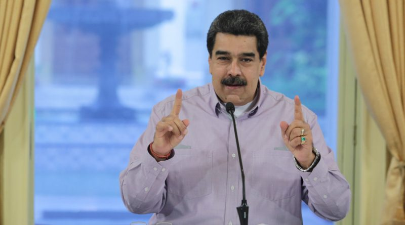 President Nicolás Maduro Salutes the Chilean People for Their Constitutional Initiative
