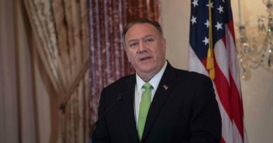 "Pompeo Denounces the UN Vote in Favor of Cuba for ""Damaging"" Cubans (Maybe Thinking of the Ones in Florida)"