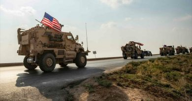 """The Number of US Soldiers Remains 'Unchanged' in Syria"""