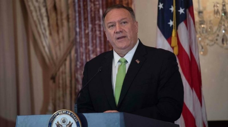Pompeo: The World Must Take China's Threat Seriously