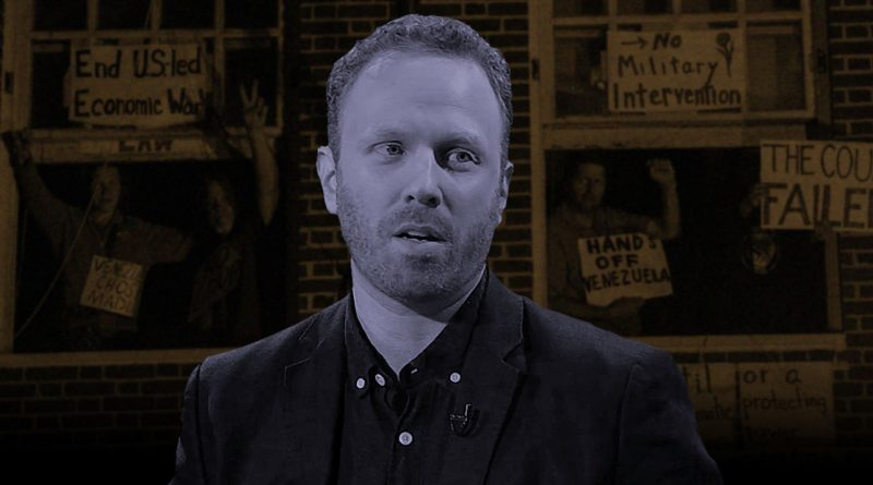 Arrest of Journalist and Critic Max Blumenthal Signals Escalation in War on Alternative Media